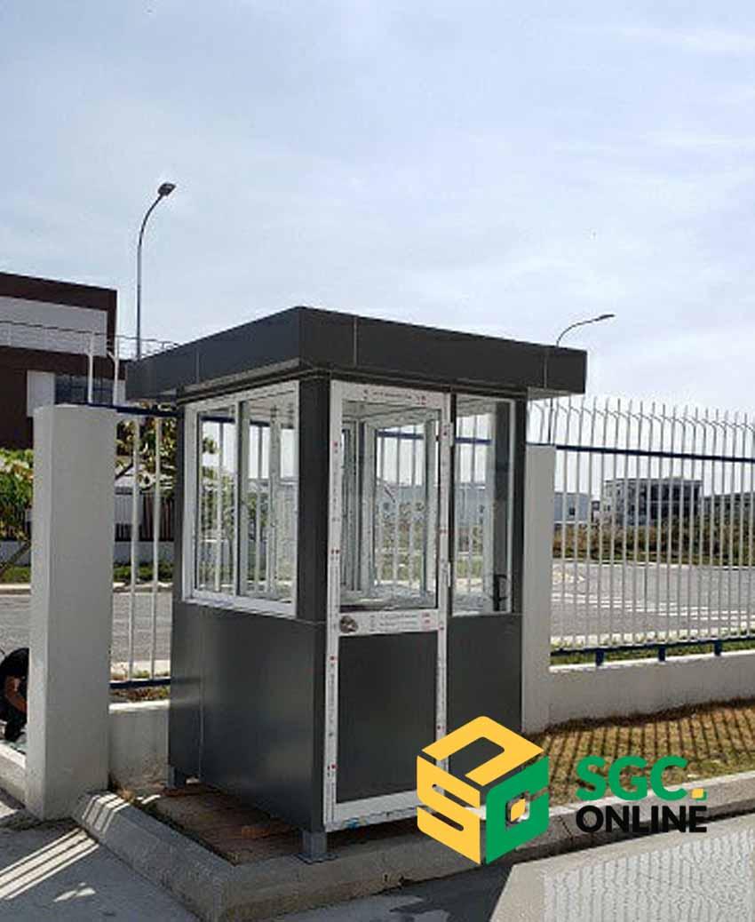 Cabin Bảo Vệ SG03