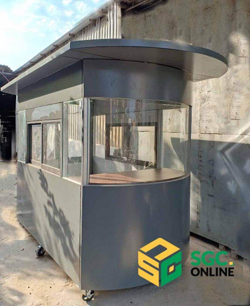 Cabin Bảo Vệ SG19