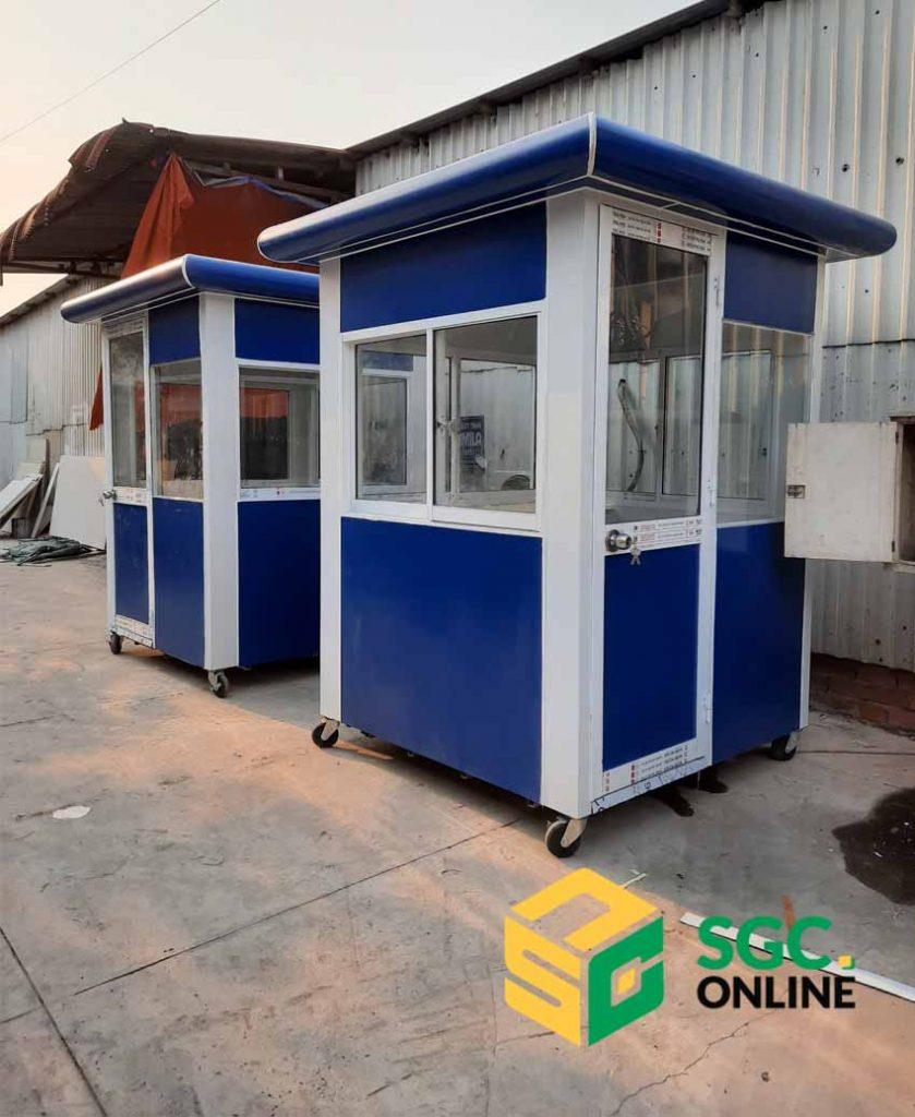 Cabin Bảo Vệ SG75 Tại Bình Phước