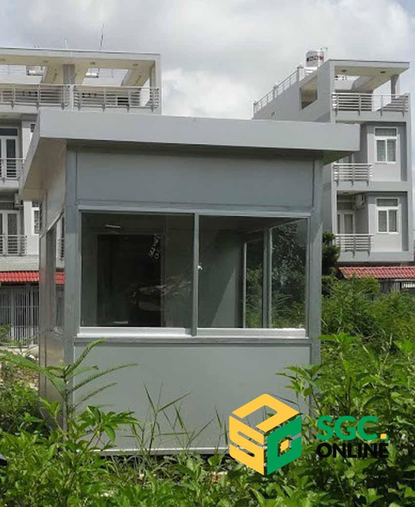 Cabin Nhà Vệ Sinh BV50
