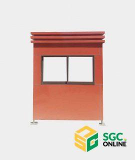 Cabin bảo vệ khung thép SG79
