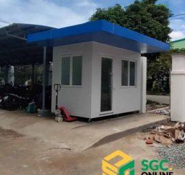 cabin bảo vệ tại Tây Ninh