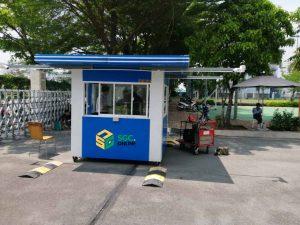 Nhà bảo vệ chất lượng cao SG99