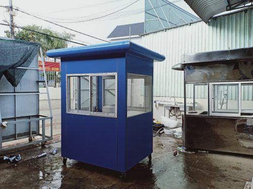 Nhà bảo vệ tại Bến Tre SG97