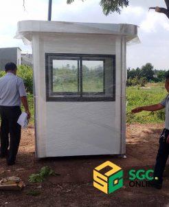 Nhà bảo vệ Tây Ninh SG87
