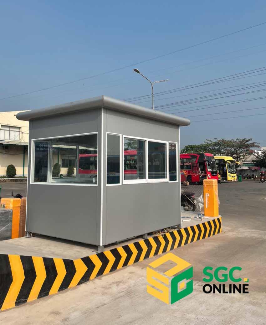chốt bảo vệ chất lượng cao tại Long An