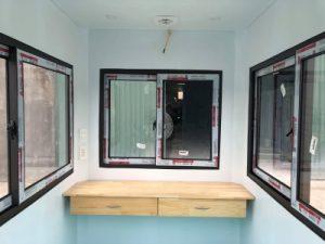 nội thất nhà bảo vệ