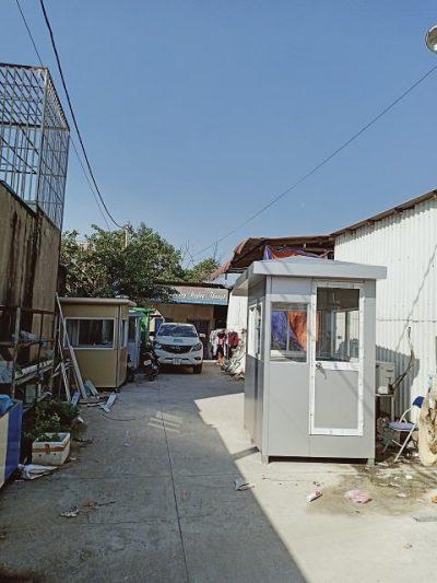 Cabin bảo vệ giá rẻ tại Đồng Nai SG55