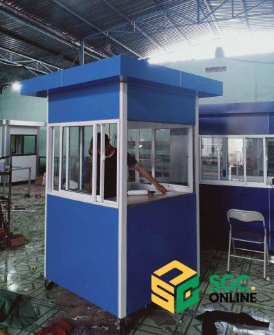 cabin bảo vệ chất lượng SG107