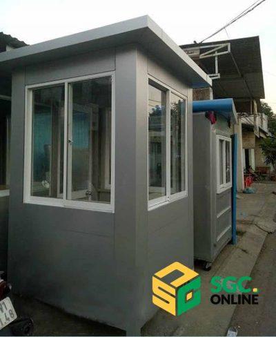 mẫu cabin bảo vệ hcm