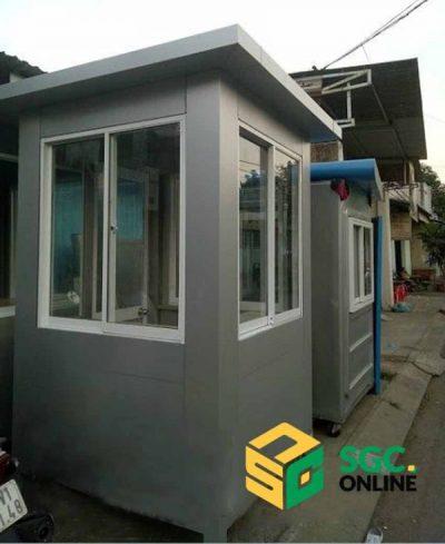 Cabin bảo vệ Inox SG44