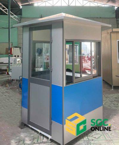 Cabin bảo vệ chất lượng tại Tp HCM SG136