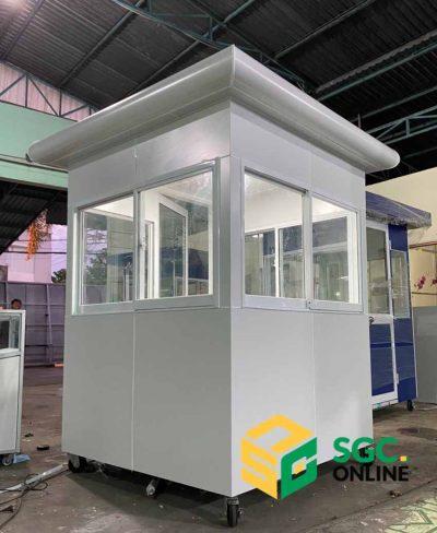cabin bảo vệ chất lượng tại Tp HCM