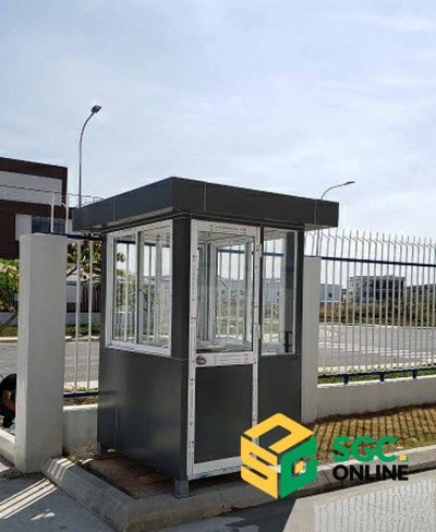 Mẫu Cabin Bảo Vệ Giá Rẻ SG03
