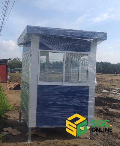 Mẫu Cabin Bảo Vệ Giá Rẻ SG120