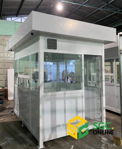 Mẫu cabin bảo vệ cao cấp SG116