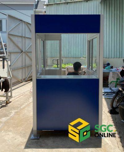 mẫu nhà bảo vệ Tây Ninh SG112