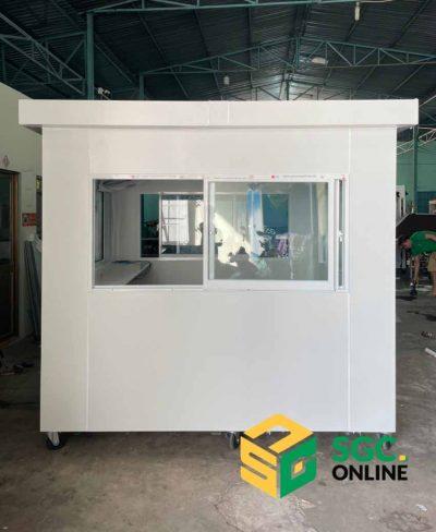 mẫu nhà bảo vệ Tây Ninh SG129