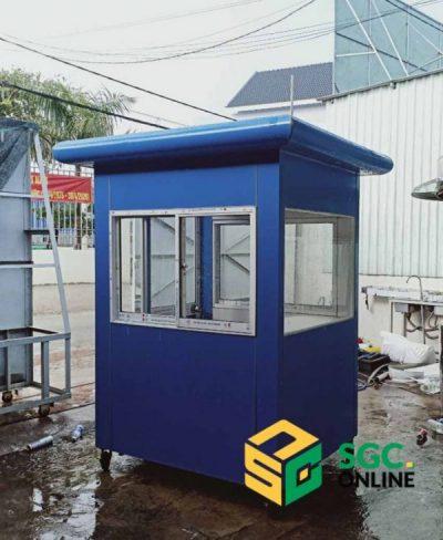 mẫu nhà bảo vệ Tây Ninh SG97