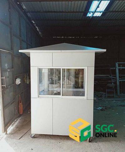 Nhà bảo vệ giá rẻ chất lượng cao SG02