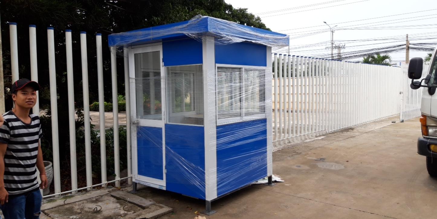 nhà bảo vệ tại Đồng Nai