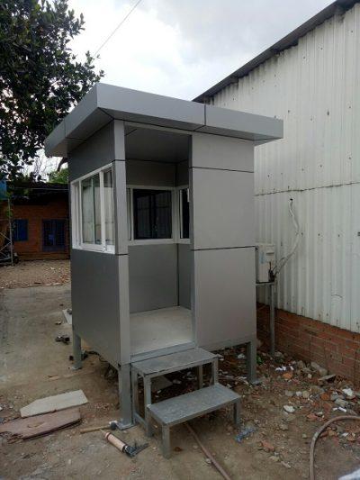 Cabin Bảo Vệ Bến Tre Giá Rẻ