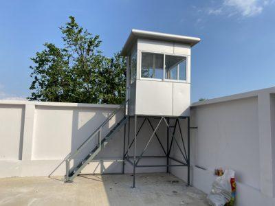 Cabin Bảo Vệ SGC Giá Rẻ