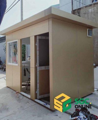 Cabin chốt bảo vệ HCM