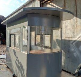Mẫu Cabin Bảo Vệ Giá Rẻ