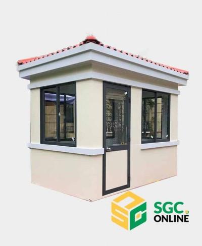 Nha-Bao-Ve-Mai-Ngoi-SG101-SGC- giá nhà bảo vệ