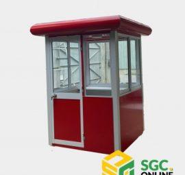 Nhà bảo vệ sg206-thiết kế nhà bảo vệ