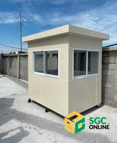 chốt bảo vệ chung cư SG83 - 1
