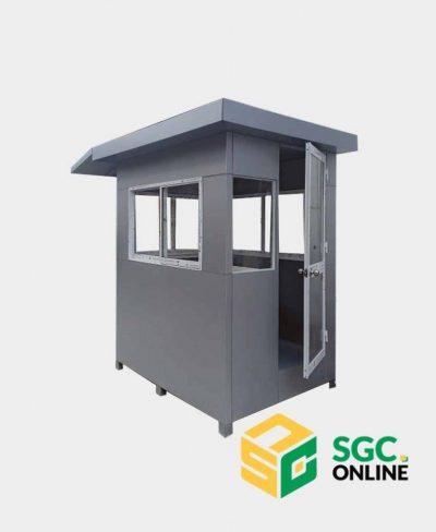 mẫu cabin bảo vệ SG55
