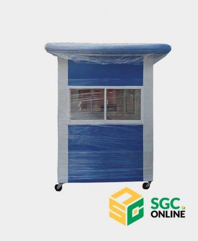 mẫu cabin bảo vệ - SG75