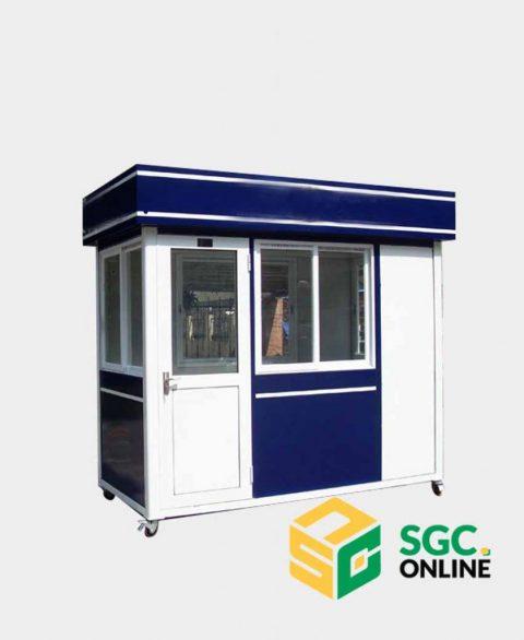 mẫu cabin bảo vệ