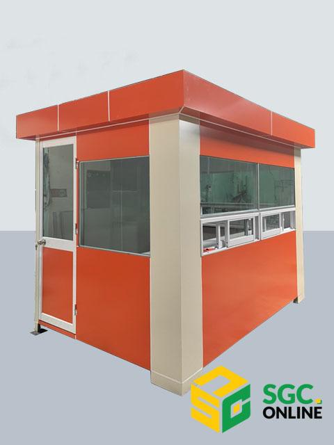 Cabin bảo vệ giá rẻ SG161